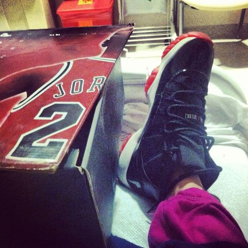 Boyfriend Shoes!