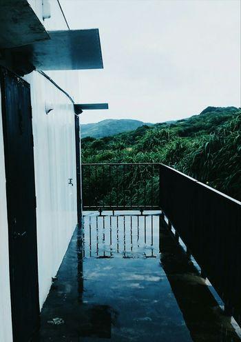 Cloudy Day in Kenting 我在墾丁天氣陰 Taiwan Kenting  Pure Cloudy Rain
