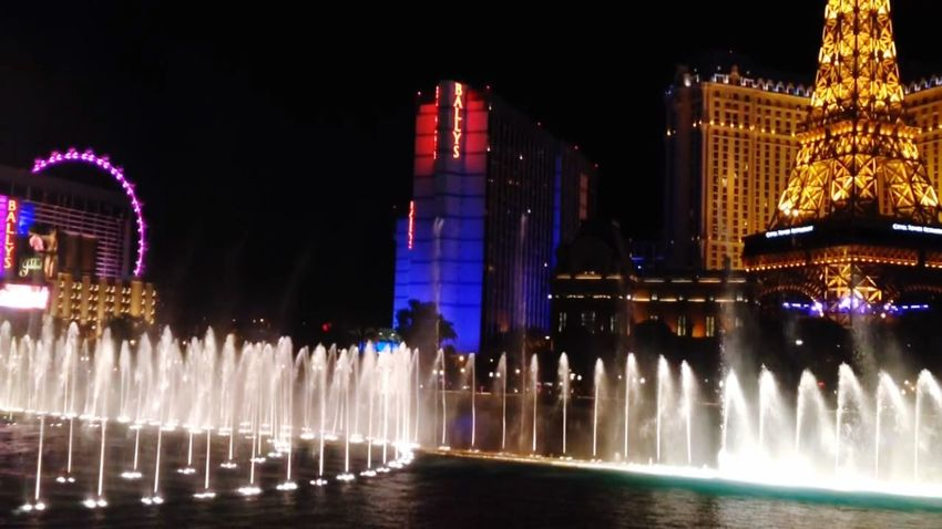 Las Vegas mai 2014