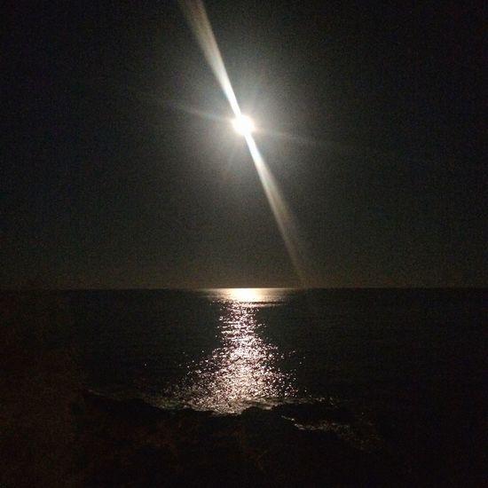 Sicily, Italy Moon Shots moondance the kiss of moon