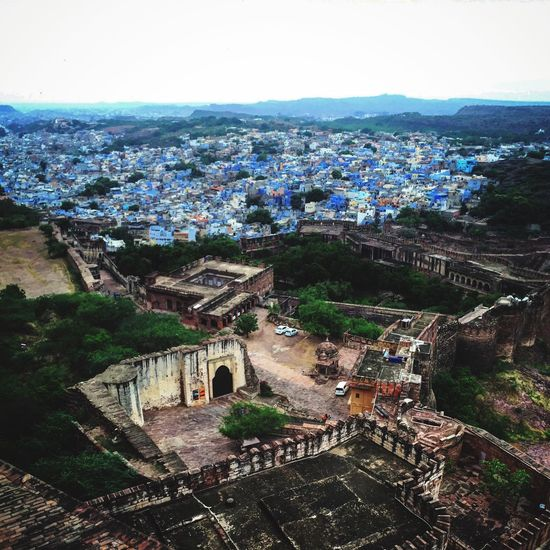 Architecture Cityscape Travel Destinations Travel Photography Rajasthandiaries Old But Awesome India Bluecity