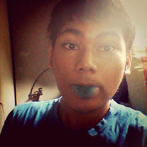 Feeling blue.. That's Me Hi! Blue