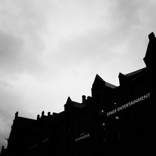 Hamburger Speicherstadt Hamburg Second Home Nice Awesome Perfect Hamburg Harbour Speicherstadt Blackandwhite Photo