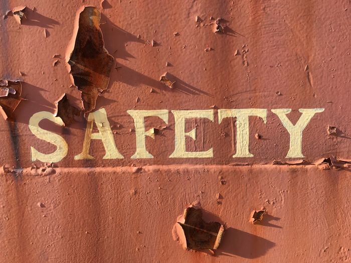 No People Safety Safetyfirst Safety Zone Train Ca