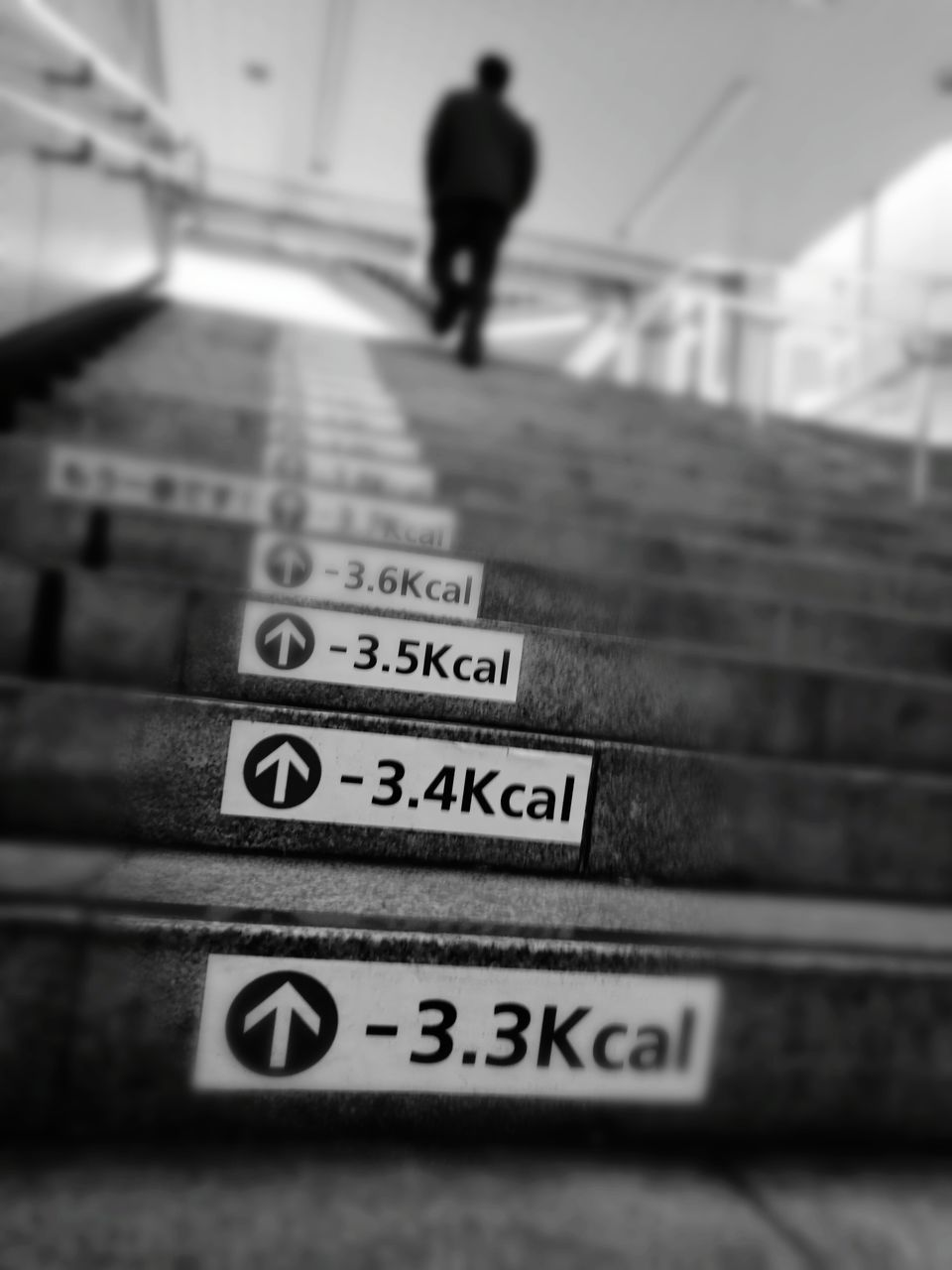 text, steps and staircases, staircase, steps, full length, walking, communication, danger, real people, indoors, one person, men, day, close-up, people