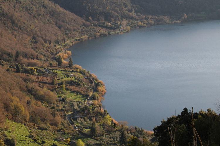 Beatiful View Coastline Lake View Nature Nemi's Lake Rome Spring Tranquil Scene First Eyeem Photo