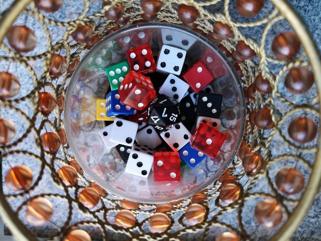 Lucky 7 ish Numeric Numeracy Finance Business 7 Lucky7 Huawei P20 Pro Huwaei Photography Macro London England Number Numbers Dice Roll The Dice Table Close-up Gambling Chip Dice Board Game Leisure Games Casino Luck Gambling Chance Ace Cube Shape