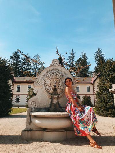 Hermès villa