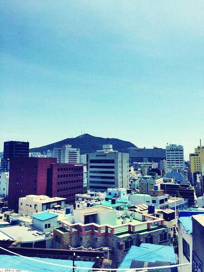 Busan,Korea Sunnyday☀️ 20160720 So Hot!!