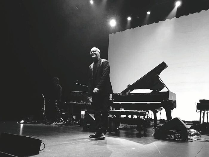 Luduvico einaudi Stage - Performance Space Musician Performance Music Photography  Musical Instrument Piano Moments