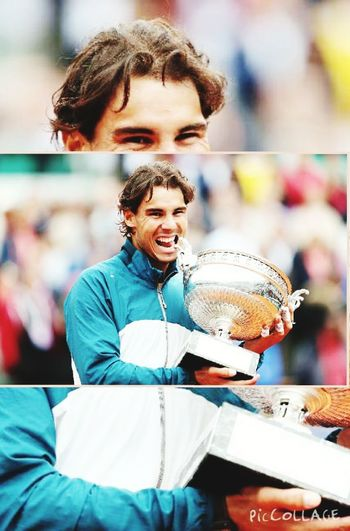 Nadal Rafael Nadal  Rafanadal Tennis First Eyeem Photo Rafaelnadal