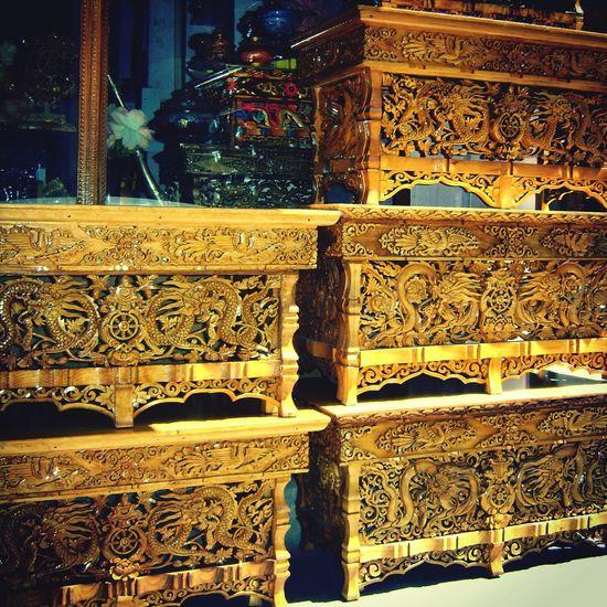 Woodenart Tibetiantable Beautiful