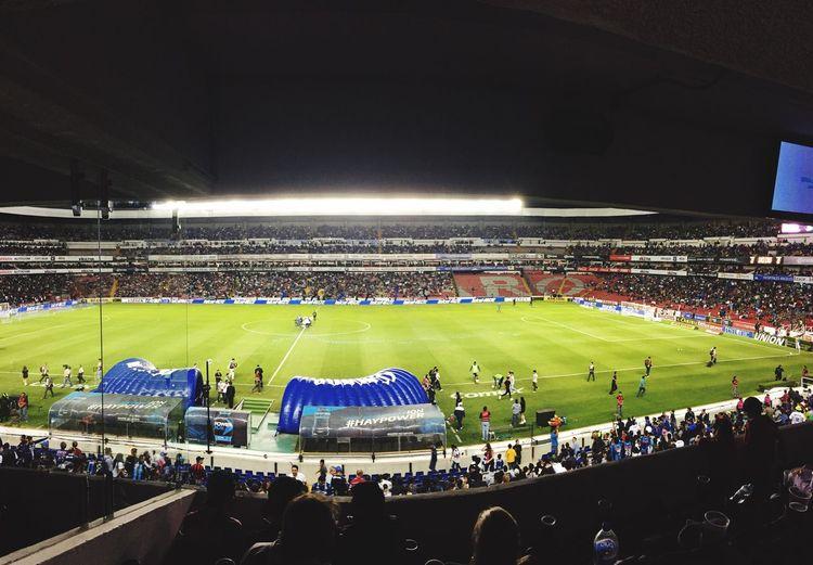 Futbol time Estadio Corregidora Querétaro Isher Isherqro Isherphoto Sports Futbol