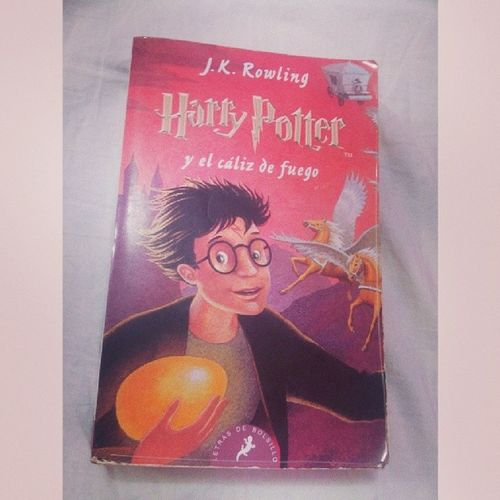 Harrypotterandthegobletoffire Jkrowling Harrypotterycalizdelfuego Books harrypotter