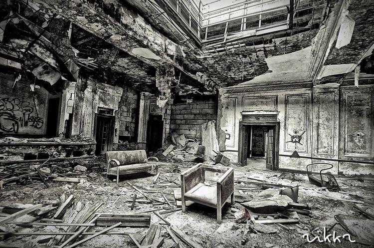 Abandoned & Derelict Partnersingrime Filthyfeeds Is This Seat Taken?