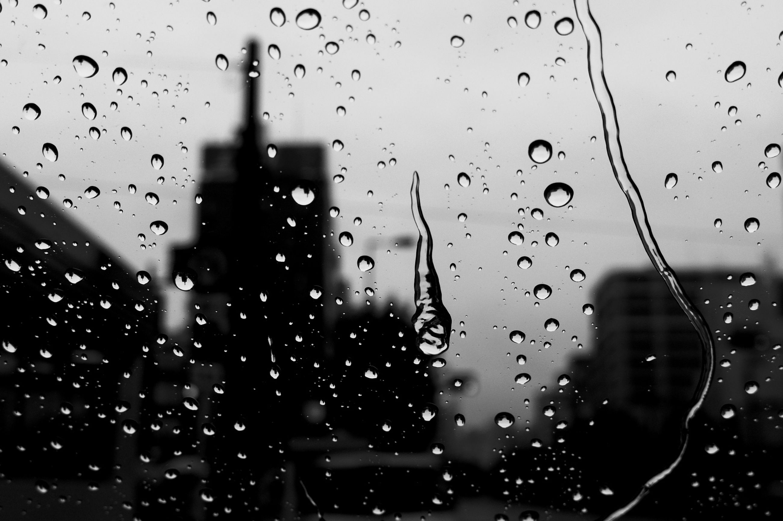 drop, wet, window, rain, transparent, indoors, glass - material, raindrop, water, weather, season, focus on foreground, full frame, car, backgrounds, transportation, glass, monsoon, close-up, droplet