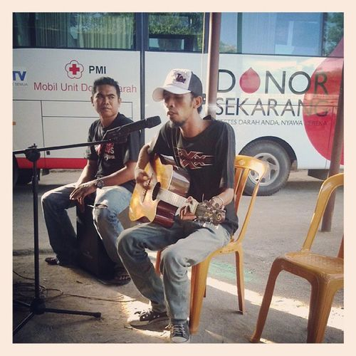 LiveMusic Kupangbagarak Donordarah Pmikupang