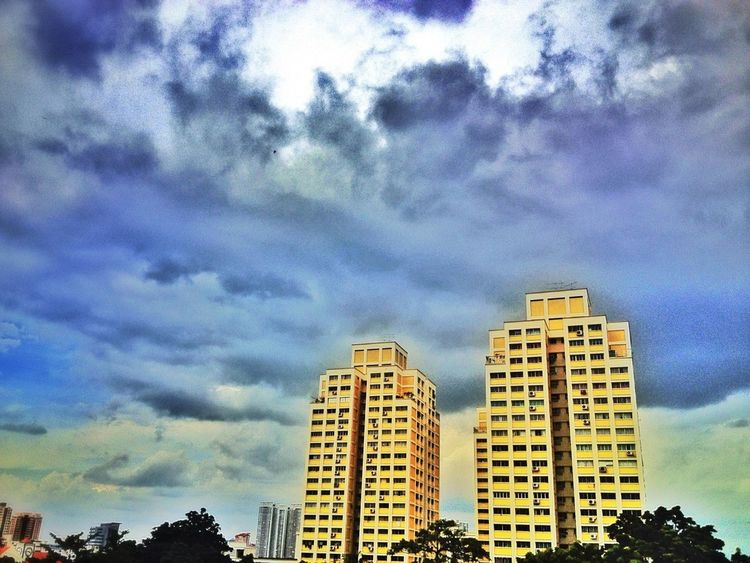 Architecture Clouds And Sky Eye4photography  Eye4enchanting
