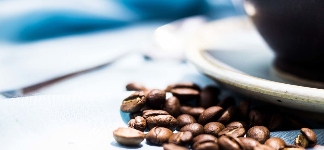 Close-up Coffe