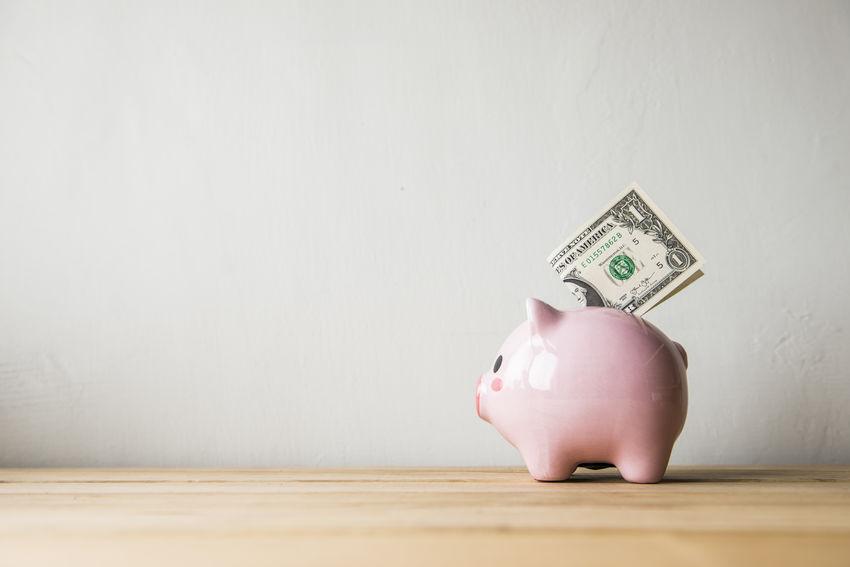 Pink USD Background Backgrounds Bank Cash Deposit Money Pig Pink Color Usdollar