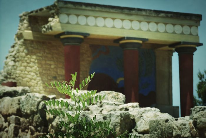 Knossos Old Buildings Travel Photography Traveling EyeEm 2015