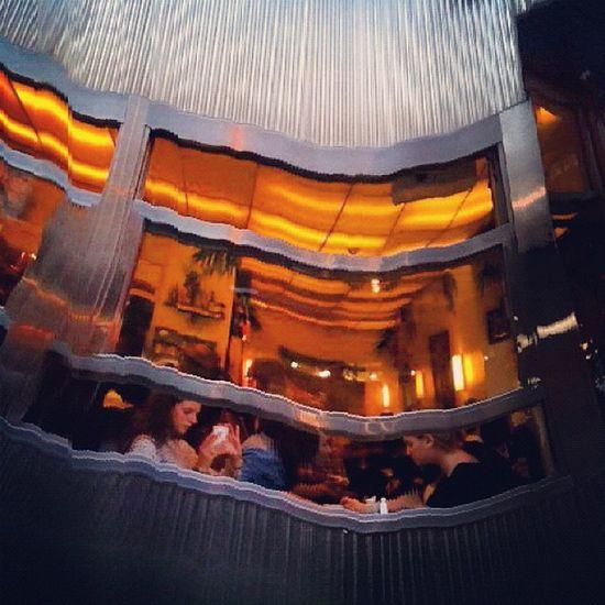 #diner #soho #slitscan Soho Diner Slitscan