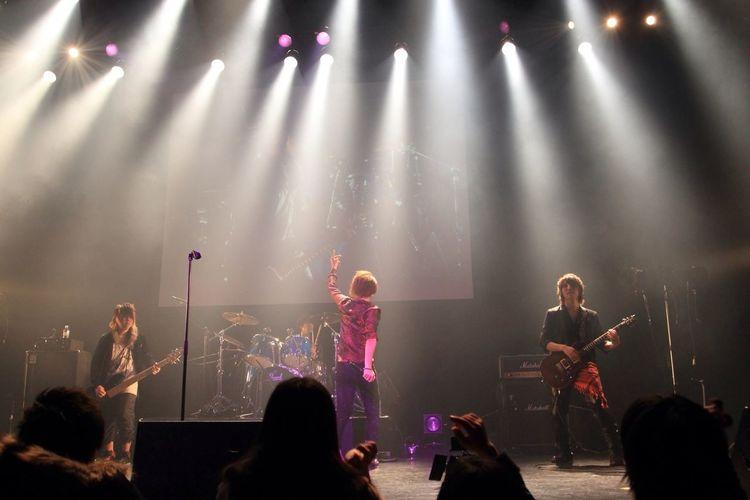 "Live Performance Of ""Lu-ke"" Performed In 2013.1.28 Akasaka BLITZ. 〈28〉"