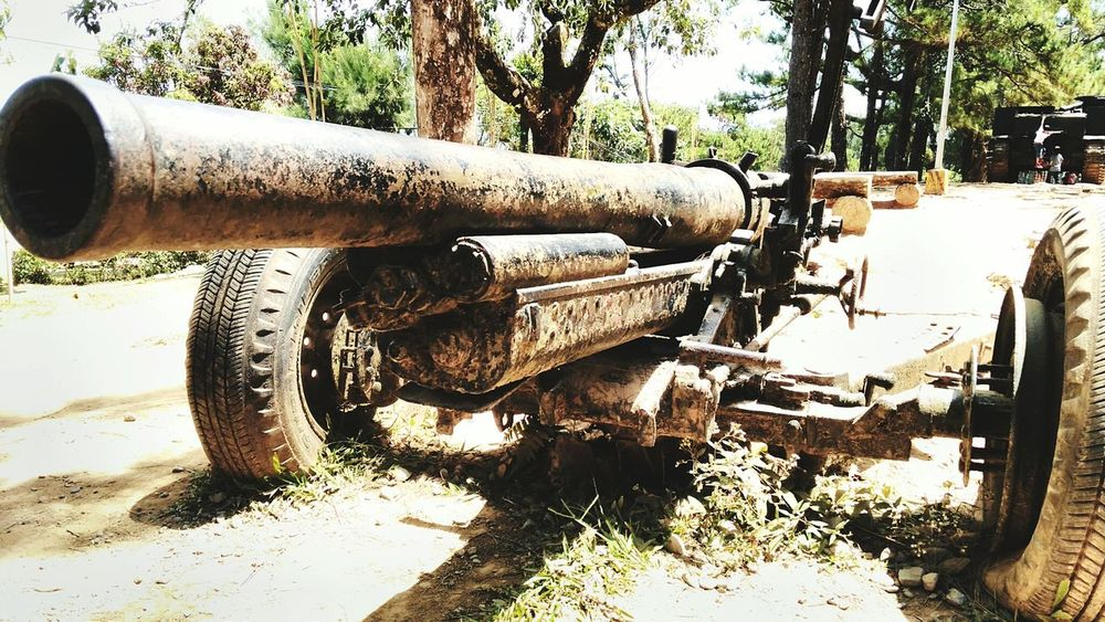 Artillery Baguio City, Philippines Pma