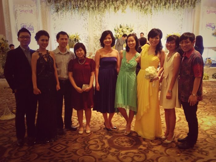 Friend's Wedding