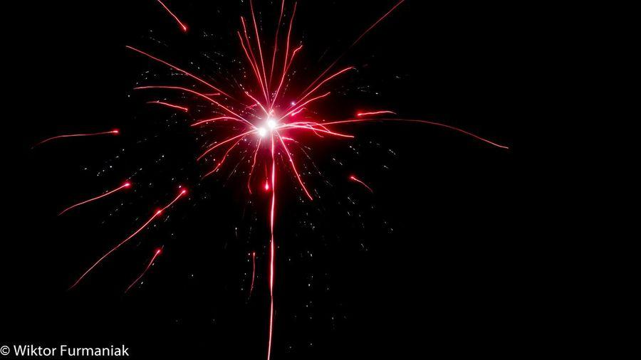 Fireworks Nightphotography Sylwester Sylwestrowo :-P Alpha65 Sony