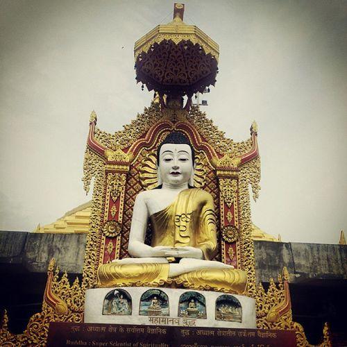 Lord Buddha Pagoda Gorai Sharanam .