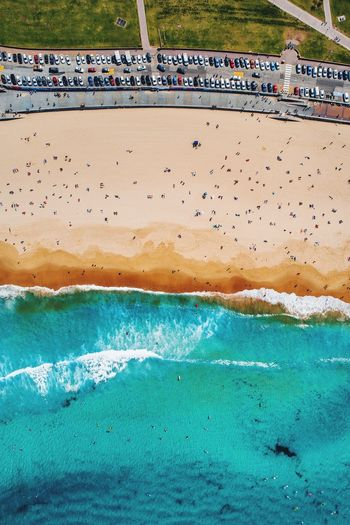 Bondi Layers Available as fine art print on www.kess.gallery #drone #drones #droneoftheday #droneporn #droneglobe #fromwhereidrone #dronesdaily #sydney #ilovesydney #easternsuburbs #igerssydney #bondi #bondibeach #dronegear #dronesetc #dronelife #dronesaregood #aerialphotography #dronestagram #dronesarefun #dronepics #dronephoto #dji #djiphantom #phantom4pro #iamdji #focusaustralia #earthofficial #earthfocus #resourcetravel Water Day Nature Land Sea Beach Architecture Transportation Swimming Pool No People Pool Sport Built Structure Outdoors Waterfront Sunlight High Angle View Nautical Vessel Turquoise Colored