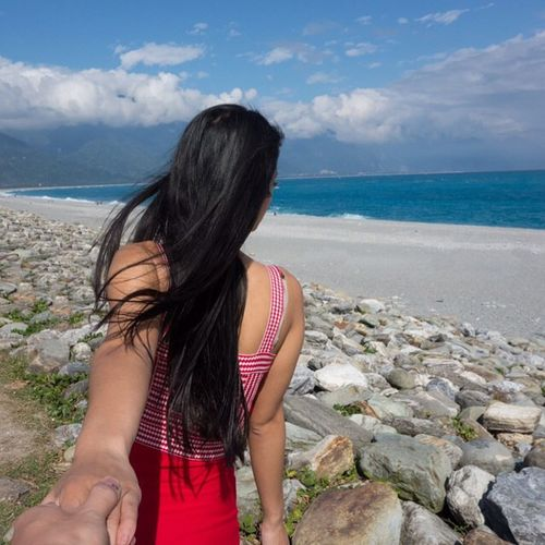 Take me to Qixin Lake Hualien CopyCatCustard Qixin Hualien Taiwan Followmeto Takemeto Takeme Beach Lake Sunnyday Reddress Followme Smile Fashion Warm Instasun Beautifulday Beautiful Amazing Beachbum Mothernature Cloudporn Explorewithmeto
