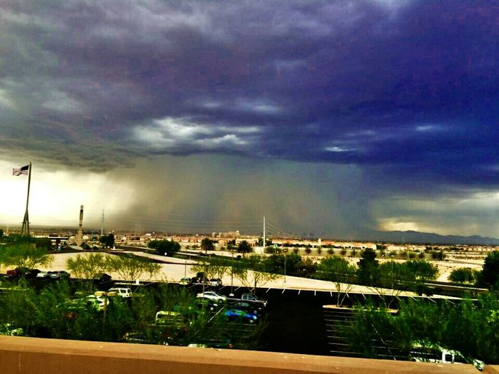 Las Vegas Storm Clouds Sin City Check This Out Natrual Beauty  Fremontstreetexperience