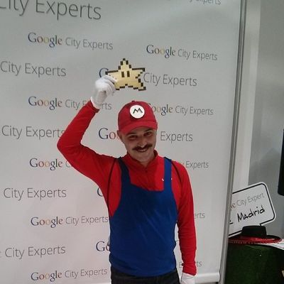 un Lategram de la fiesta Movember de Googlecityexperts