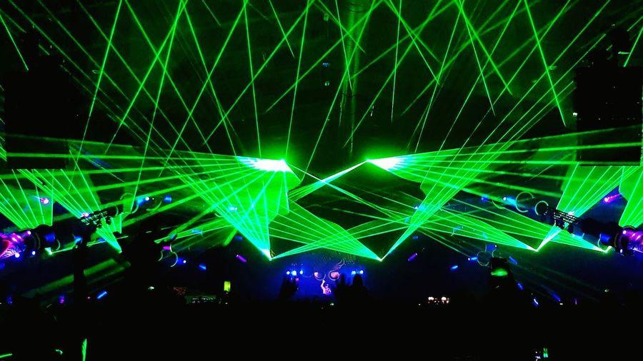 Laser Lasershow