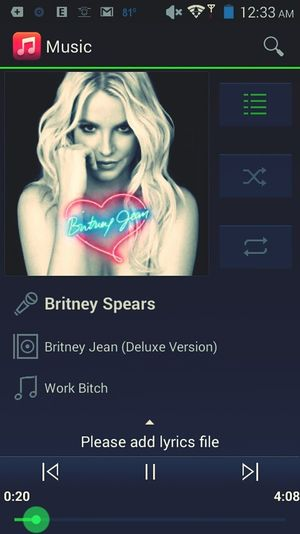 : Britneyspears WorkB Tch