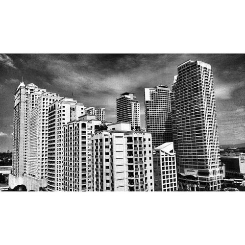 Our view from our office. Not bad. Eastwood HDR Blackandwhite Photography architecture