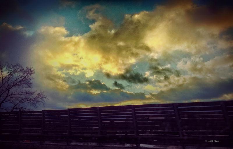 Cloud - Sky Clouds Sunlight