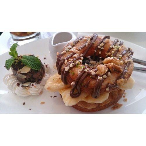 Dazzlingcafe Cronut CroissantDonut