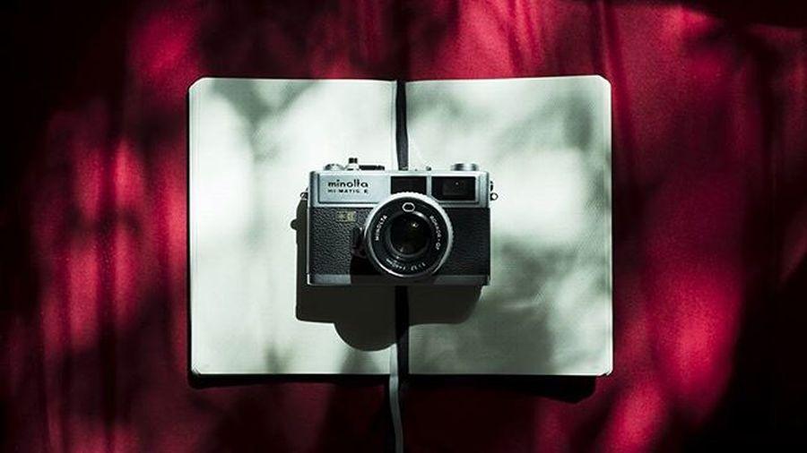Day 139 of 366. 365project Nofilter Photography Filmisnotdead Istillshootfilm Minolta Bulletjournal Minimalism Fujifilm_xseries X100S 16x9 Lookingdown