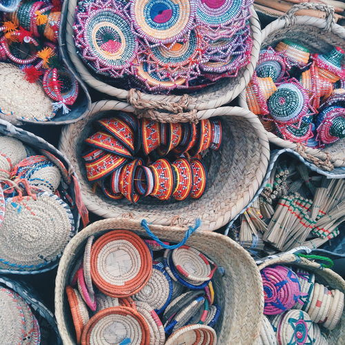 A basket of heritage of Yemen This image of the market of Yemen in the city of Jeddah. Old Backgrounds Full Frame Multi Colored Close-up For Sale First Eyeem Photo