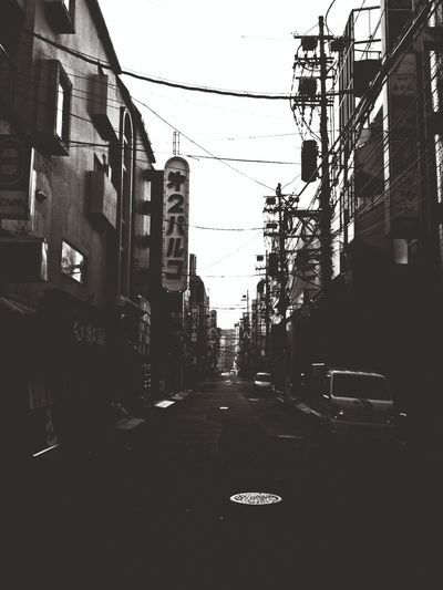 Capa Filter Streetphoto_bw Japan Blackandwhite