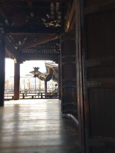 Kyoto Temple Kyoto,japan Temple Floor Kyoto Door Wooden Door