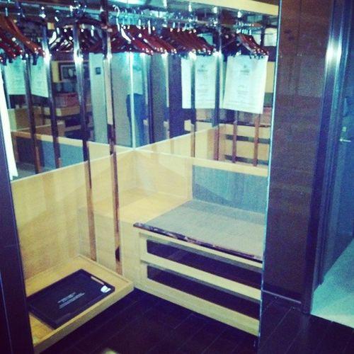 Hiltonhotel Beijing Clothescloset BegehbarerKleiderschrank Idontneedthis