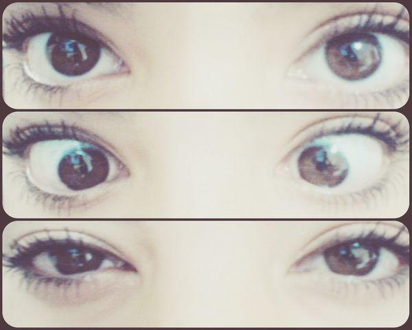 Eyes Cute Lovely Me