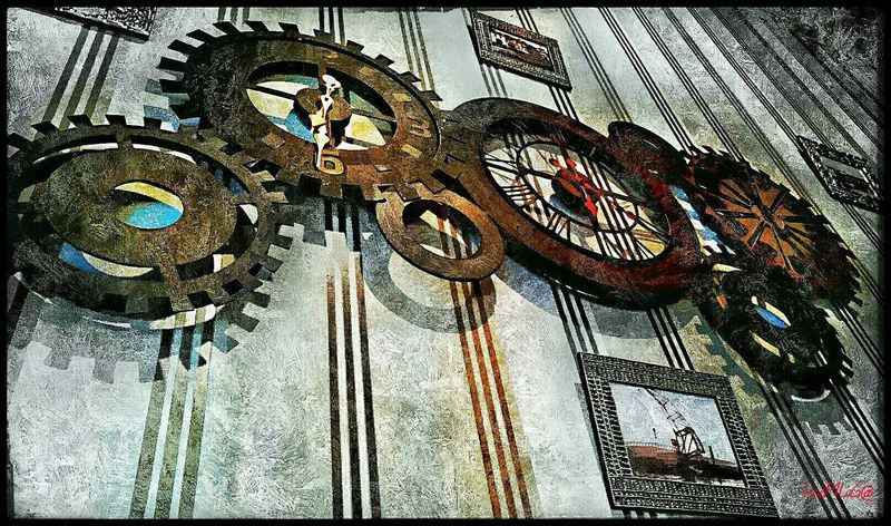 Timegoesbysofast Whatches Reloj Arquitectura Eltiempo Ferrol  Galicia, Spain España🇪🇸 Architecture Architettura