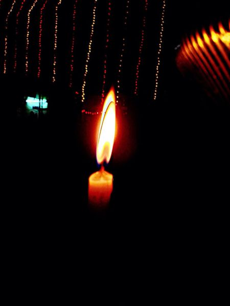 Candle Light Diwali2014 Indian Festival Taking Photos