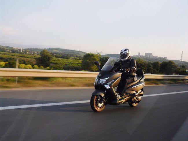 SYM Gtsevo MaxiScooter Scooterveyasam Gezi Bursa