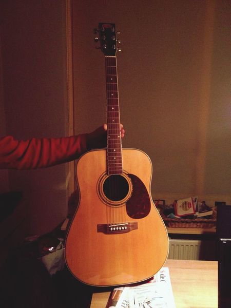 What Does Music Look Like To You? Guitar